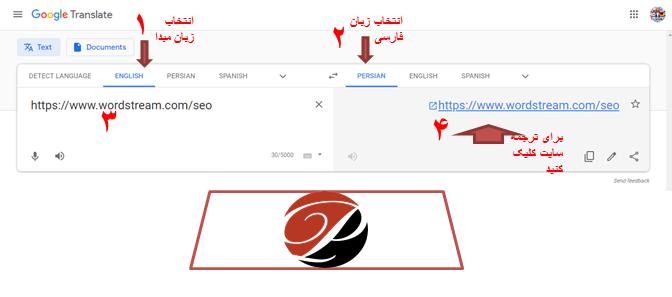 ترجمه گوگل 1