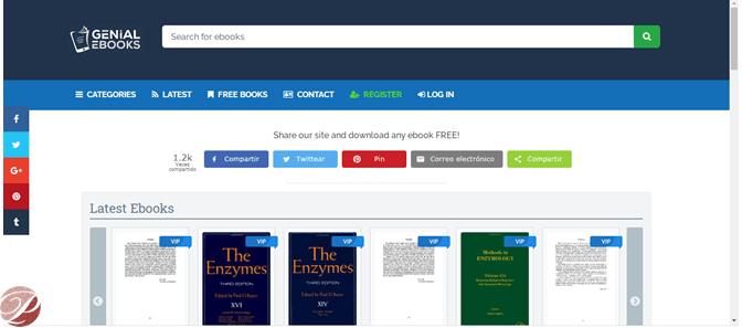 دانلود رایگان کتاب های خارجی