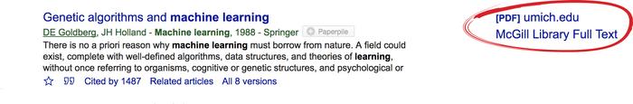 گوگل اسکولار کاربرد