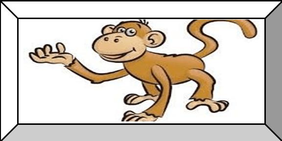 کتاب انگلیسی پنجه میمون