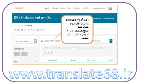 ترجمه ارزان مقاله