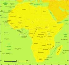 آفریقا در بلوک حراج