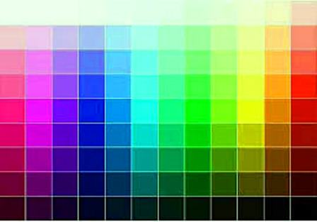 مرجع رنگ