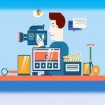 کسب درآمد از طریق ترجمه ویدئو و فیلم