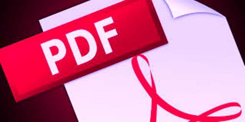 تبدیل اسناد به PDF